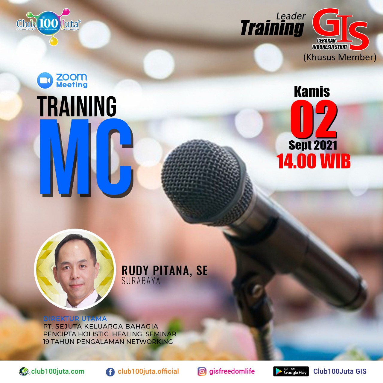 Training MC