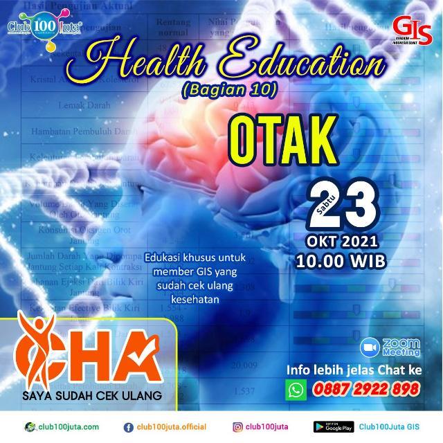 Health Education Bagian 10